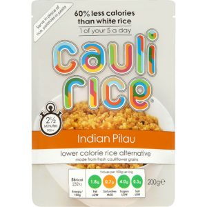 Cauli Rice - Indian Pilau
