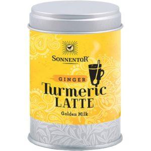 Ginger Turmeric Latte