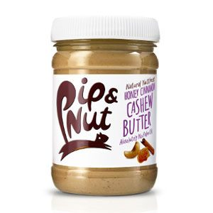 Honey & Cinnamon Cashew Butter