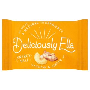 Deliciously Ella – Cashew & Ginger Energy Ball (add on product)