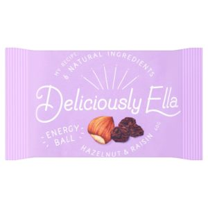Deliciously Ella – Hazelnut & Raisin Energy Ball (add on product)