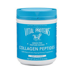 Vital Proteins Grass Fed Pasture Raised Collagen Peptides