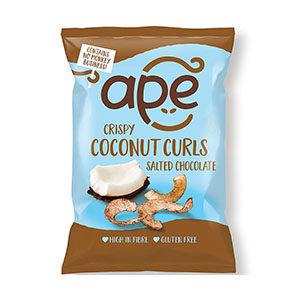 Ape Salted Chocolate Coconut Curls
