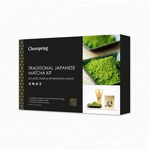 Clearspring Japanese Ceremonial Matcha Kit