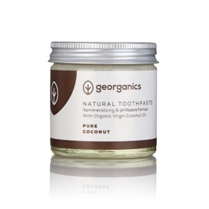Georganics Toothpaste Coconut