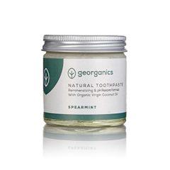 Georganics Natural Remineralising Toothpaste - Spearmint