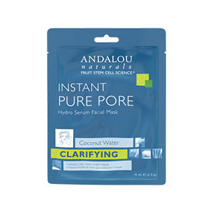 Andalou Purifying Sheet Mask