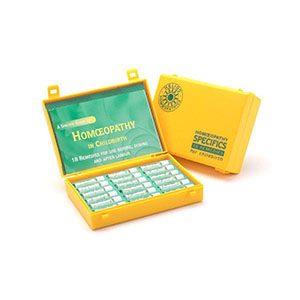 Helios Childbirth Homeopathy Kit