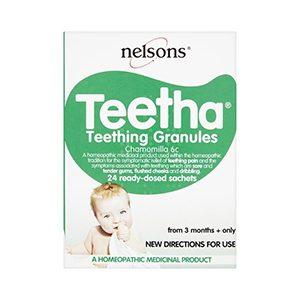 Nelsons - Teetha Granules