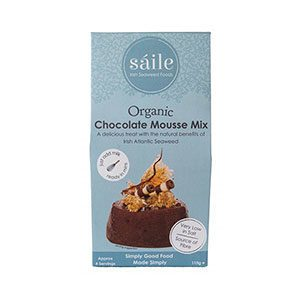 Saile Seaweed Chocolate Mousse Mix