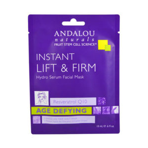 Andalou Age Defying Sheet Mask