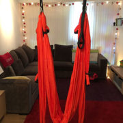 Yoga Swing Installed