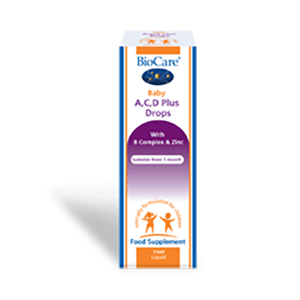 BioCare Baby ACD Drops