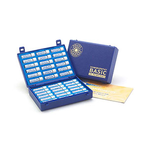 Helios Basic Homeopathy Kit