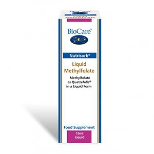 BioCare – Nutrisorb Methylfolate