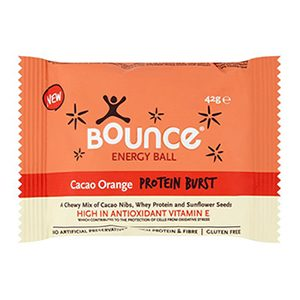 Bounce Ball Cacao & Orange