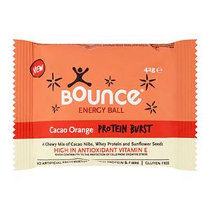 Bounce Ball Cacao & Orange