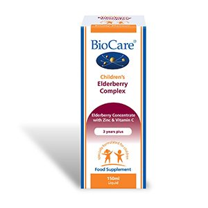 BioCare Children's Elderberry Complex