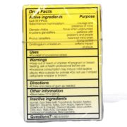 Rescue Remedy Chewing Gum Back