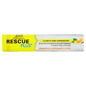 Rescue Remedy Lozengers